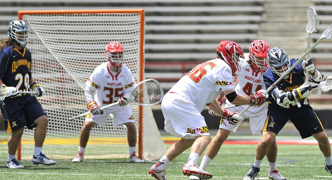 #1 Terps Advance to NCAA Quarterfinals