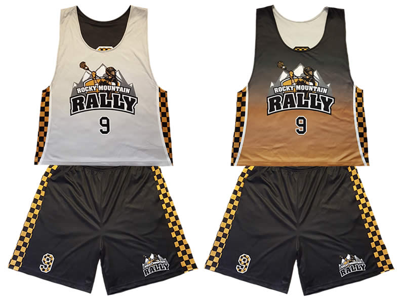 Rally Lacrosse Reversibles & Shorts Just Dropped