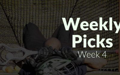 The LaxFactor Podcast, Weekend Review & Picks, Week 4